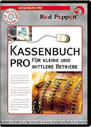 red pepper kassenbuch