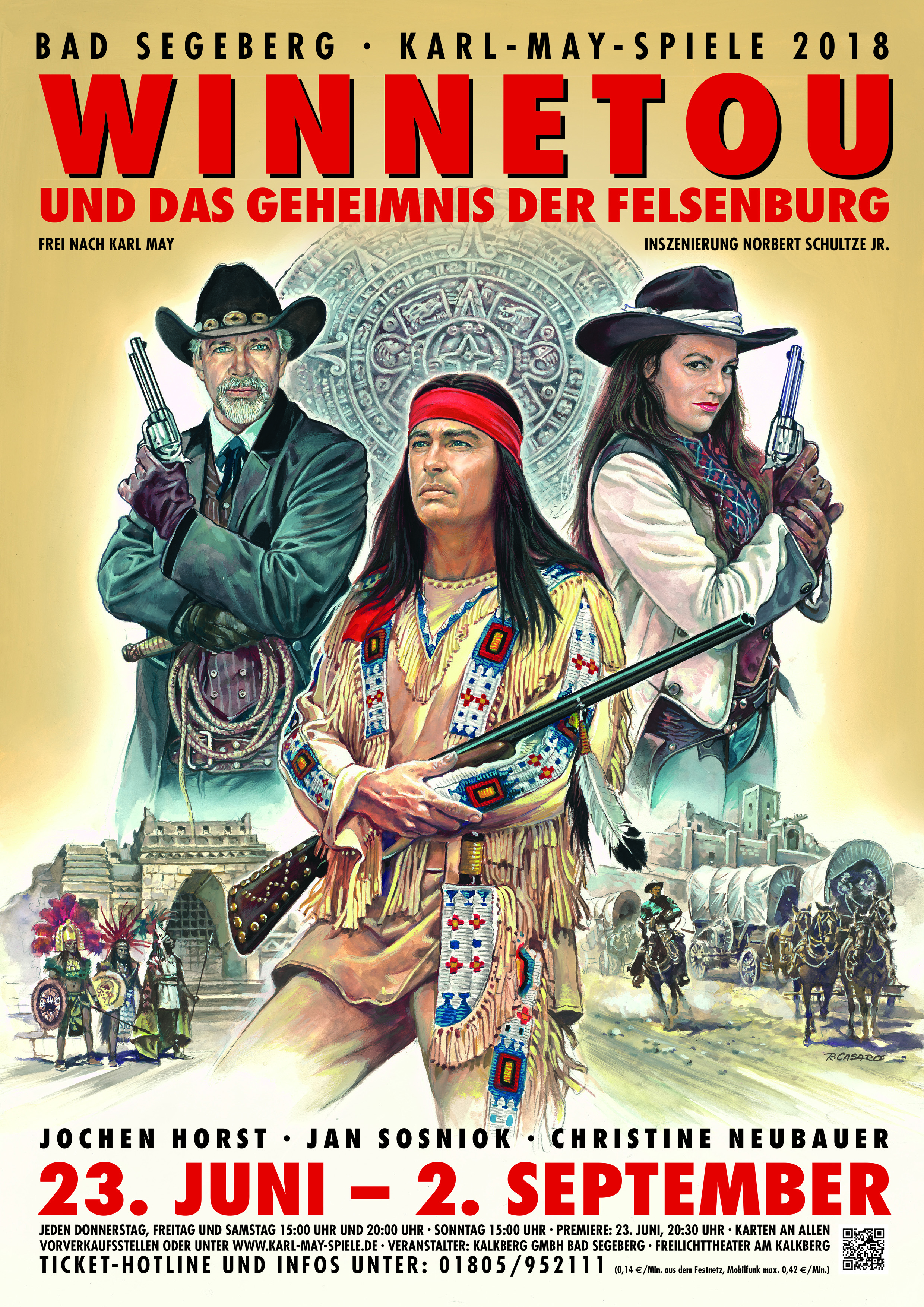 Karl May Festspiele Bad Segeberg